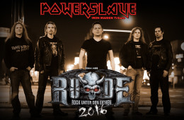 Powerslave - Iron Maiden Cover Band