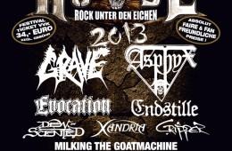 Rock unter den Eichen 2013